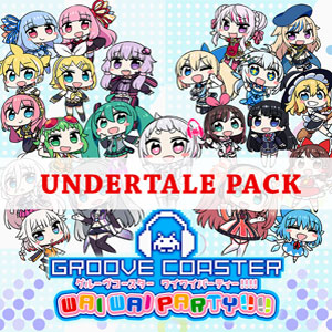 Buy GROOVE COASTER WAI WAI PARTY UNDERTALE Pack Nintendo Switch Compare Prices