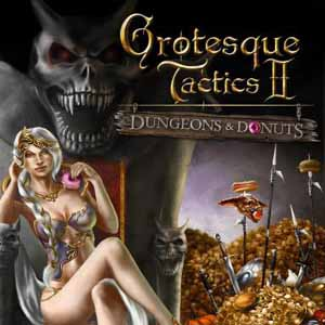 Buy Grotesque Tactics 2 Dungeons and Donuts CD Key Compare Prices