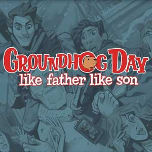 Buy Groundhog Day Like Father Like Son PS4 Compare Prices