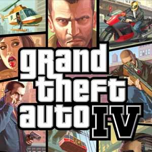 Buy GTA 4 Xbox 360 Code Compare Prices