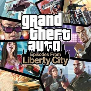 Buy GTA 4 Episodes from Liberty City Xbox 360 Code Compare Prices
