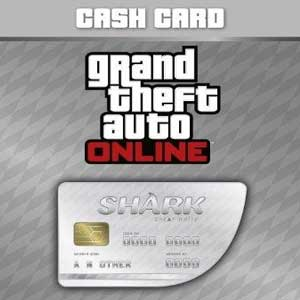 Buy GTA V 5 Great White Shark Cash Card Xbox One Compare Prices