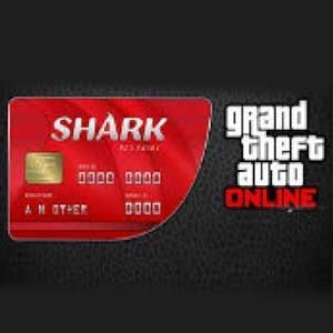 Buy GTA 5 Red Shark Cash Card PS4 Compare Prices