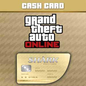 Buy GTA 5 Whale Shark Cash Card Xbox One Code Compare Prices