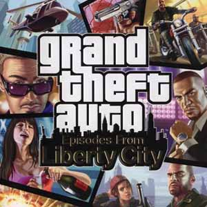 Buy GTA Episodes from Liberty City PS3 Game Code Compare Prices