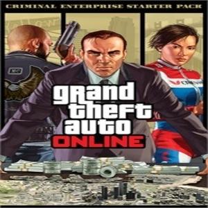 GTA Online Criminal Enterprise Starter Pack