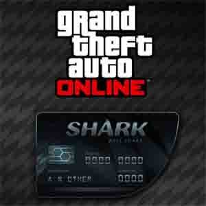 Buy GTAO Bull Shark Cash Card GameCard Code Compare Prices