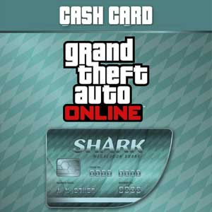Buy GTAO Megalodon Shark Cash Card Xbox One Compare Prices
