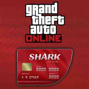 Buy GTAO Red Shark Cash Card GameCard Code Compare Prices