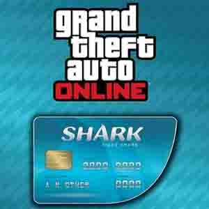 Buy GTAO Tiger Shark Cash Card GameCard Code Compare Prices