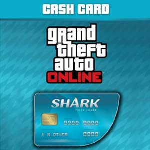Buy GTAO The Whale Shark Cash Card Xbox One Code Compare Prices