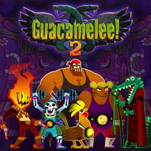 Guacamelee 2 The Proving Grounds