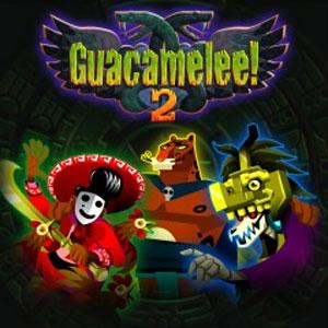 Guacamelee 2 Three Enemigos Character Pack