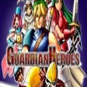 GUARDIAN HEROES TM
