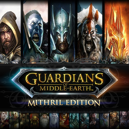 Buy Guardians of Middle-earth Mithril Edition CD Key Compare Prices