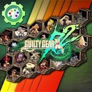 Guilty Gear Xrd REV 2 Character Colors Full Set