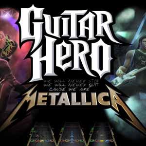 Buy Guitar Hero Metallica Xbox 360 Code Compare Prices