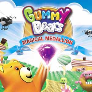 Gummy Bears Magical Medallion
