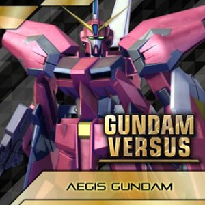 GUNDAM VERSUS Aegis Gundam