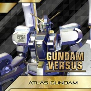 GUNDAM VERSUS Atlas Gundam