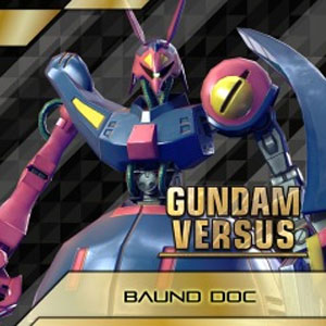 Buy GUNDAM VERSUS Baund Doc PS4 Compare Prices