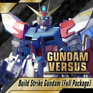 GUNDAM VERSUS Build Strike Gundam