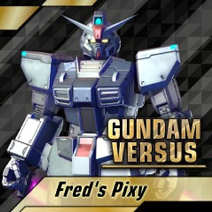 Buy GUNDAM VERSUS Fred's Pixy PS4 Compare Prices