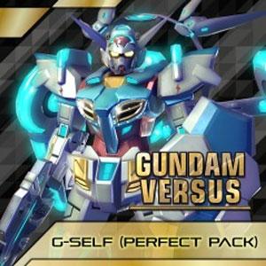 GUNDAM VERSUS G-Self Perfect Pack