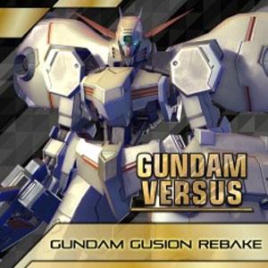 GUNDAM VERSUS Gundam Gusion Rebake