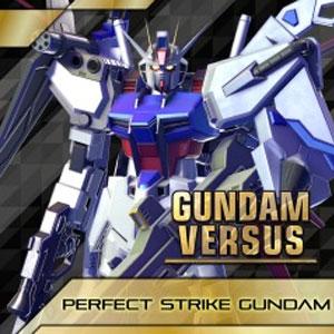 GUNDAM VERSUS Perfect Strike Gundam