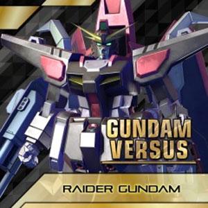 GUNDAM VERSUS Raider Gundam