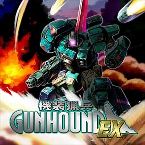 Buy Gunhound EX CD Key Compare Prices
