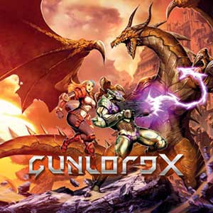 Buy Gunlord X PS4 Compare Prices