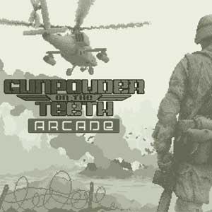 Gunpowder on The Teeth Arcade