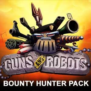 Guns and Robots Bounty Hunter Pack