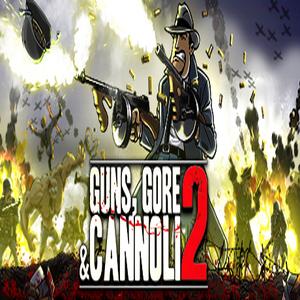 Guns Gore and Cannoli 2