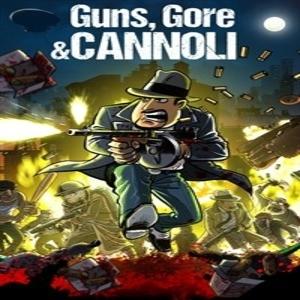 Guns Gore and Cannoli