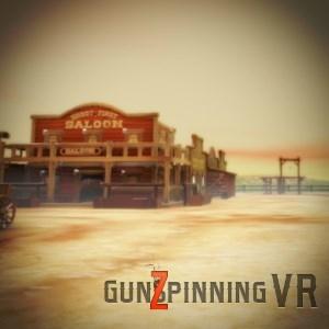GunSpinning VR