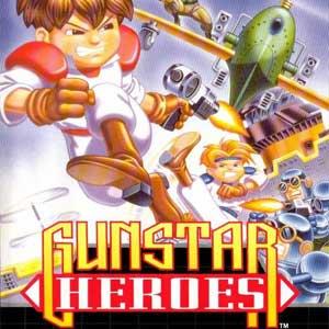 Buy Gunstar Heroes CD Key Compare Prices