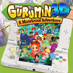 Gurumin 3D A Monstrous Adventure