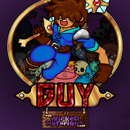 Buy Guy vs The Wicked and Nefarious Land CD Key Compare Prices