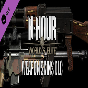 H-Hour Worlds Elite Weapon Skins Pack