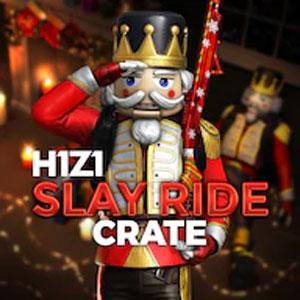 H1Z1 Battle Royale Slay Ride Crates