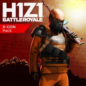 H1Z1 Battle Royale X-Con Pack