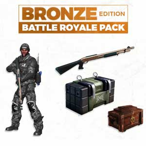 Buy H1Z1 Bronze Battle Royale Pack CD Key Compare Prices