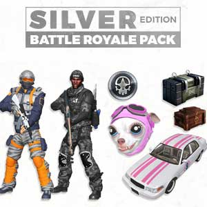 Buy H1Z1 Silver Battle Royale Pack CD Key Compare Prices