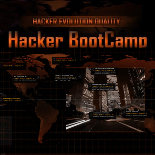 Hacker Evolution Duality Hacker Bootcamp