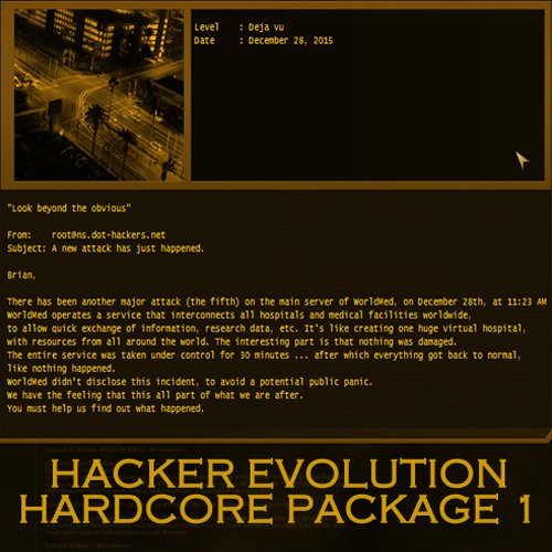Buy Hacker Evolution Hardcore Package 1 CD Key Compare Prices