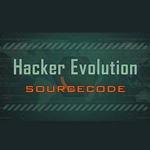Hacker Evolution Source Code