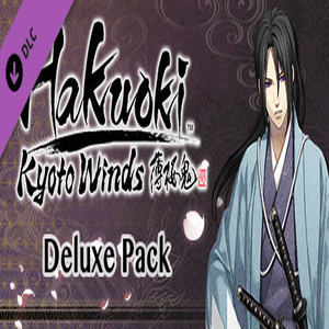 Hakuoki Kyoto Winds Deluxe Pack